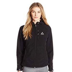 Gerry Jackets Amp Coats Womens Abigail Shell Jacket Small Poshmark